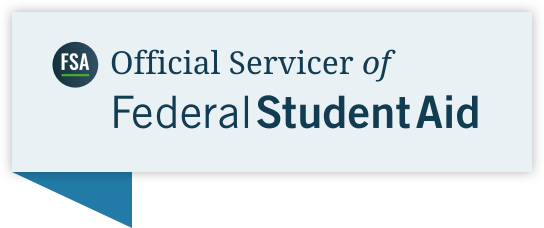 Official Servicer of Federal Student Aid